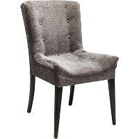 Sada 2 tmavě šedých jídelních židlí Kare Design Stay