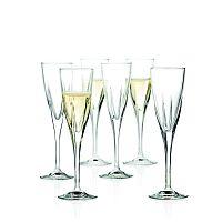 Sada 6 sklenic na sekt RCR Cristalleria Italiana Arezzo