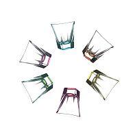Sada 6 sklenic RCR Cristalleria Italiana Drinas