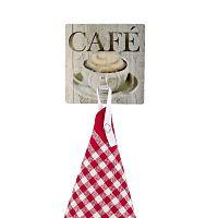 Samodržící věšák Wenko Static-Loc Cafe