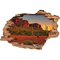 Samolepka na zeď Ambiance Nevada, 60 x 90 cm