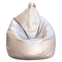 Sedací vak Evergreen House Bag Eco, stříbrný