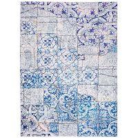 Šedomodrý koberec Universal Alice, 160x230cm