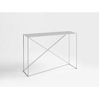 Šedý konzolový stolek  Custom  Form Memo