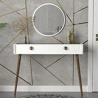 Set konzolového stolku sezrcadlem Nadya