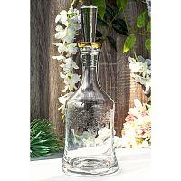 Skleněná láhev s uzávěrem Cassianos