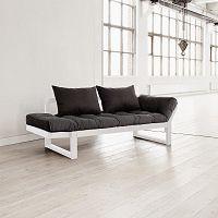 Sofa Edge, White/Grey