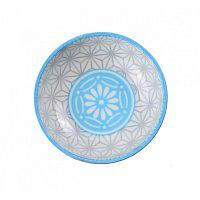 Světle modrá porcelánová miska Tokyo Design Studio Star, ⌀9,5cm