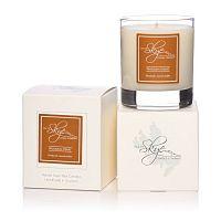 Svíčka s vůní tea tree, cedrového dřeva a pomeranče Skye Candles Tumbler, délkahoření30hodin