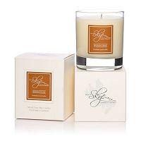 Svíčka s vůní tea tree, cedrového dřeva a pomeranče Skye Candles Tumbler, délkahoření45hodin