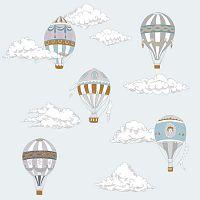 Tapeta na zeď Dekornik Ballon Race, 50x280cm