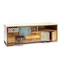 TV komoda s 9 zásuvkami Kare Design Soleil