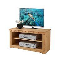 TV stolek z borovicového dřeva Støraa Claire