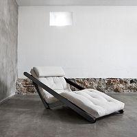 Variabilní lenoška Karup Figo Wenge/Vision