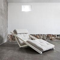Variabilní lenoška Karup Figo White/Vision