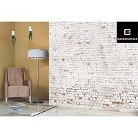 Velkoformátová tapeta Eurographics Grunge Brick Wall,254x366 cm