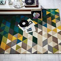 Vlněný koberec Flair Rugs Illusion Prism, 120x170cm