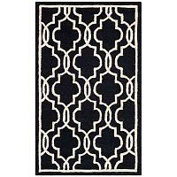 Vlněný koberec Safavieh Elle Night, 182 x 121 cm