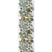 Vysoce odolný běhoun Webtappeti Cactus, 58x280cm