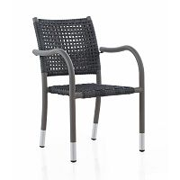 Zahradní židle s područkami Geese Rusell