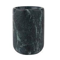 Zelená mramorová váza Zuiver Cup