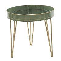 Zelený konferenční stolek Mauro Ferretti Caffe