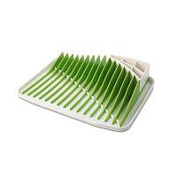 Zelený odkapávač na nádobí Vialli Design Livio Piano