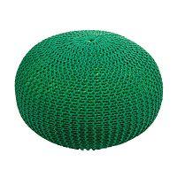 Zelený puf Santiago Pons Itti