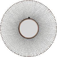 Zrcadlo Kare Design Wire Coachella, ø 85 cm