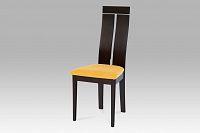Autronic Dřevěná židle, BC-22403 BK, bez sedáku
