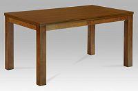 Autronic Jídelní stůl 150x90cm, barva ořech, SWDT-181 WAL2