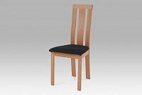 Autronic Jídelní židle BC-3932 BUK3 bez sedáku, buk