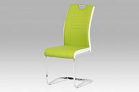 Autronic Jídelní židle DCL-406 LIM, limetka