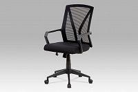 Autronic Kancelářská židle KA-C853 BK, černá