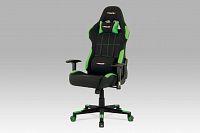 Autronic Kancelářská židle KA-F02 GRN, zelená