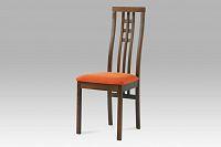 Autronic Židle BC-12481 WAL, masiv buk -  BEZ SEDÁKU