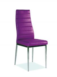 Casarredo Jídelní židle H-261 fialová