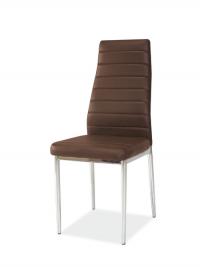 Casarredo Jídelní židle H-261 hnědá