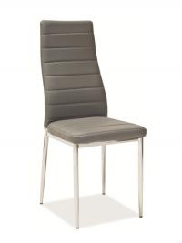 Casarredo Jídelní židle H-261, šedá