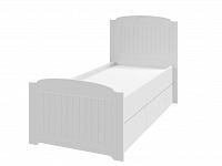 Decodom FOR ME postel typ P 90, bílá arctic