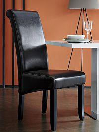 DEMEYERE COCHIBA, židle, tmavě hnědá