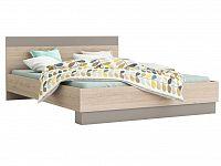 DEMEYERE GRAFIC postel 140x190, dub arizona/jíl