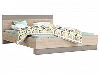 DEMEYERE GRAFIC postel 160x200, dub arizona/jíl