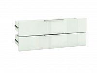 DEMEYERE OPTYMA, zásuvky 80 cm, bílý lesk