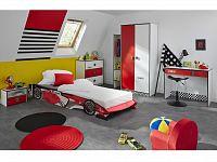 DEMEYERE ROKET dětský pokoj, bílá/červená