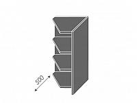 Extom EMPORIUM, dolní roh D6 30, grey