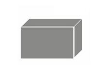 Extom EMPORIUM, skříňka horní W4b 60, korpus: bílý, barva: grey stone