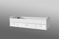 Forte MIA  postel 90x200 cm, bílá
