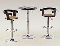 Halmar Barový stolek SB1, wenge