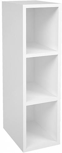 Halmar Horní skříňka otevřená VENTO G-15/72, bílá